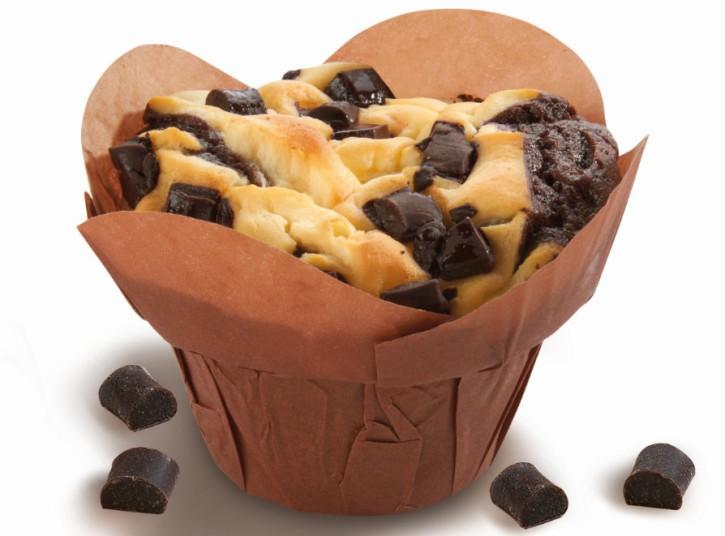Muffin Chocolate-Cheesecake 120g, 60 St.