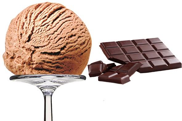 Schokolade Extra Supreme Cremeeis 5 Liter