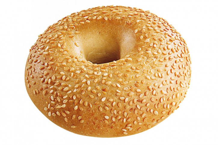 Bagel Sesam 75g, 36 Stück