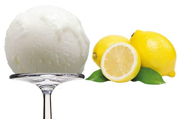 Sorbet Citron - Zitrone 2,5 Liter