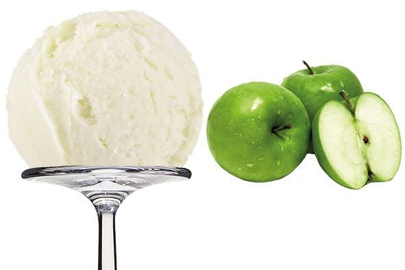 Sorbet Pomme Verte - grüner Apfel 2,5 Liter