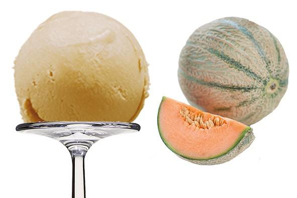 Sorbet Melon - Melone 2,5 Liter