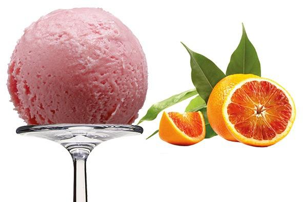 Sorbet Orange sanguine - Blutorange 2,5 Liter