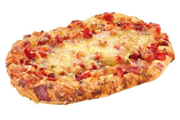 Salami-Schinken-Pizza 180g, 24 Stück