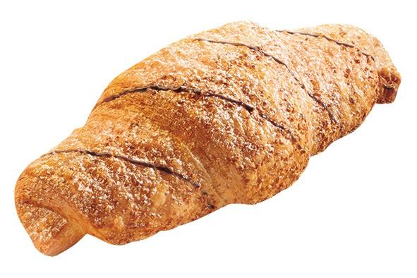 Nuss-Nougat-Croissant 105g, 100 Stück