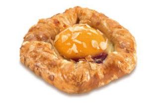 Pfirsich Melba-Plunder - Saison Apr. - Aug. - 150g, 40 St.