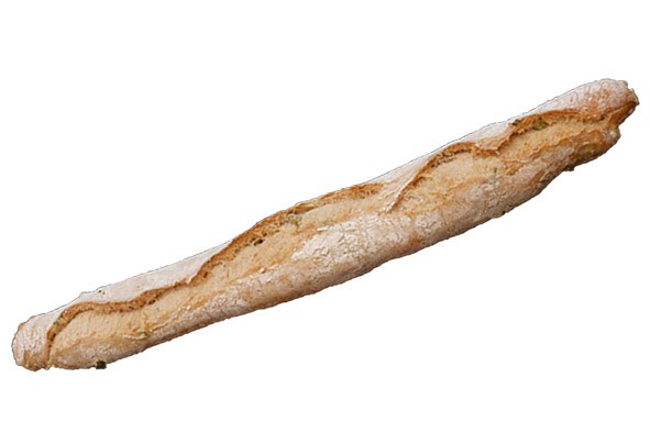 Peperoni-Flute halbgebacken ca. 280 g, 25 Stück