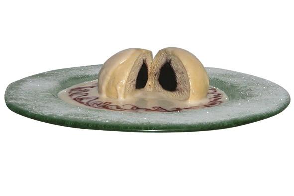 Mini-Germknödel mit Pflaumenfüllung 75g, 40 Stück