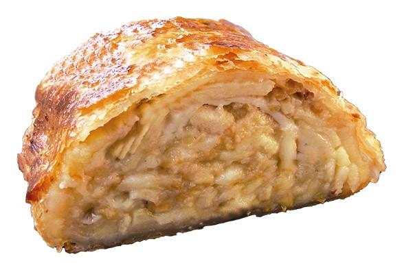 Back-Frisch Premium-Butter-Apfelstrudel 1800g, 5 Stück