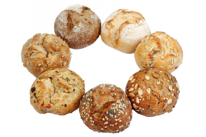 Micro-Boules Rustiques - Delifrance 30g, 7 x 40 St.