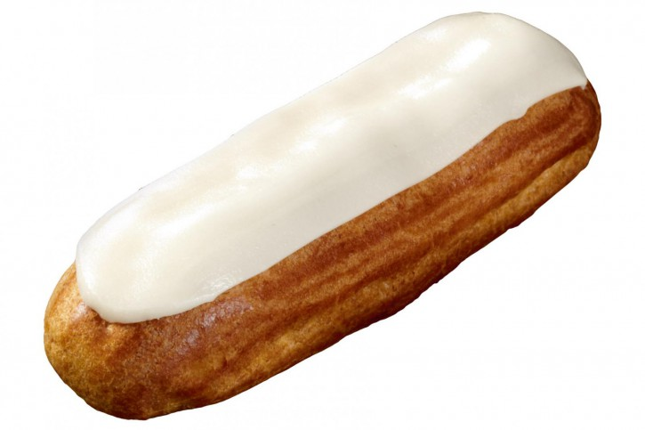 Eclairs Vanille - Delifrance 14 cm - 65g, 40 St.