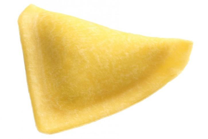 DELIZIE FINFERLI E ZUCCA VIOLINA - (dreieckig) m. Pfifferling u. Kürbis 3 x 1 kg